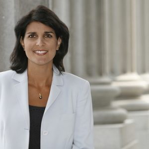 Nikki Haley: Did she or didn't she?