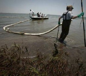 Cleanup efforts along the Gulf Coast: A lost cause? (Reuters)