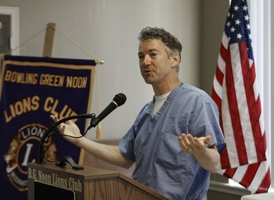 Rand Paul plans to dump his campaign staff