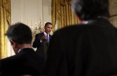 Obama on spill: 'My watch, my responsibility'