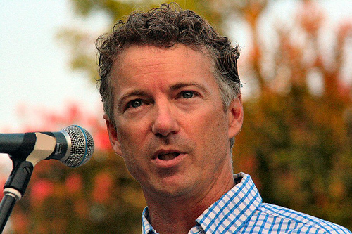 Rand Paul breaks copyright law with fundraising video