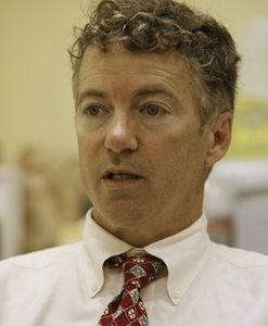 Rand Paul: Says one thing, does another (AP)