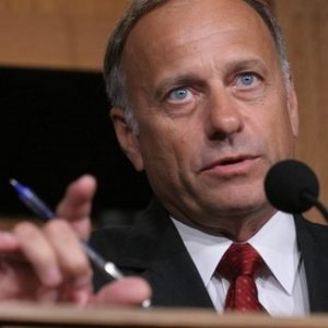 Rep. Steve King: Open mouth, insert foot (AP)