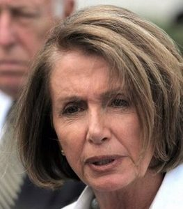 Speaker Nancy Pelosi (AFP)