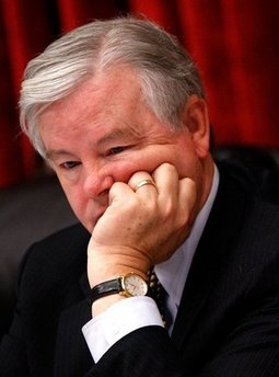 Rep. Joe Barton: Turn out the lights, his party is over (AFP)