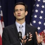 White House budget director Orszag (Reuters)