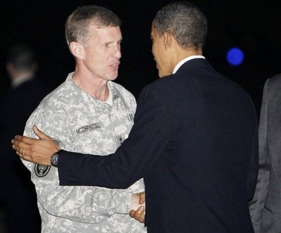 Gates: McChrystal messed up big-time