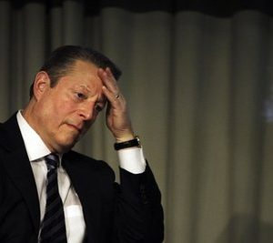 Former vice president Al Gore (AP)