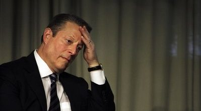Gore named in sex scandal