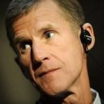 Gen. Stanley McChrystal: He fired himself (AFP)