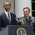 President Obama announces choice of Gen. David Patraeus (AP)