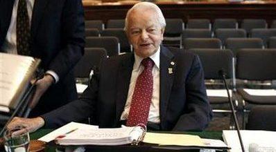 Sen. Robert Byrd dead at 92