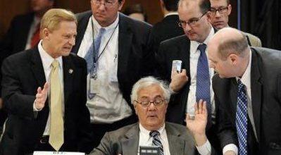 Financial reform runs into snag