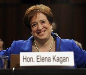 Supreme Court nominee Elena Kagan (AP)