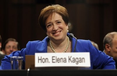 Kagan takes cautious road in confirmation hearings