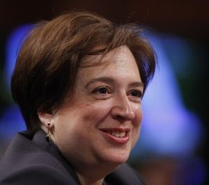 Supreme Court nominee Elena Kagan (AP)
