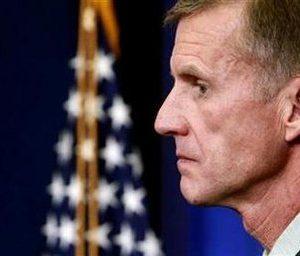 Gen. Stanley McChrystal: He will get his bennis (Reuters)