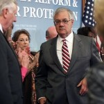 House Financial Services Committee Chairman Barney Frank (AP)