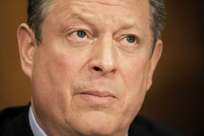 Al Gore: Gropegate? (AFP)