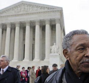 Otis McDonald, one of those who challenged Chicago's handgun ban (AP)