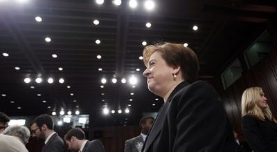 Kagan sailing towards nomination