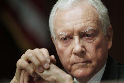 Utah Senate Orrin Hatch: He opposes Kagan nomination