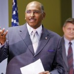 GOP chairman Michael Steele (AP)