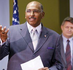 GOP chairman Michael Steele (AP)