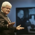 Eye of Newt: Former Speaker of the House Gingrich (AP)