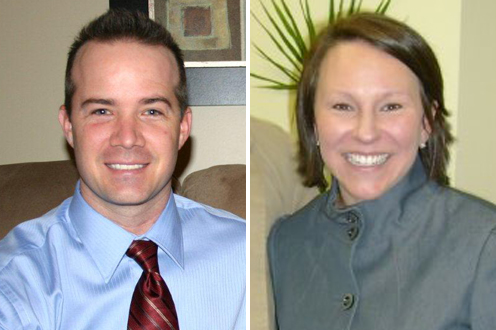Rich Barber (left) loses to Martha Roby (right) in Alabama