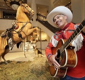 Roy Rogers' famous horse on the auction block (AP)