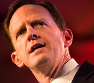 Republican Pat Toomey: Capturing the independents
