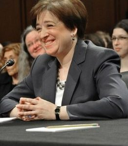 Supreme Court Nominee Elena Kagan (AFP)