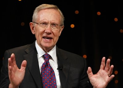Harry Reid's uncertain future