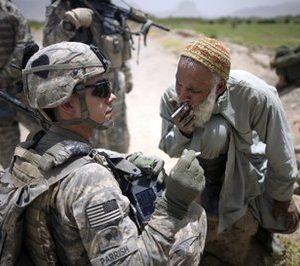 U.S. soldiers in Afghanistan (AP)