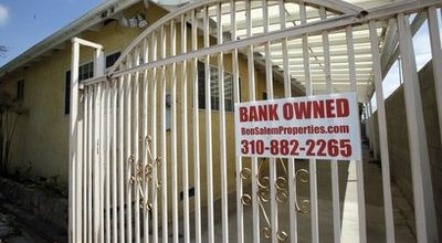 Foreclosures still on the rise