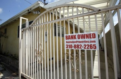 California Homes Foreclosures