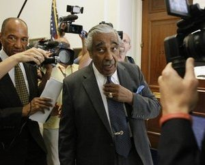 Embattled Rep. Charlie Rangel (AP)