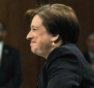 Supreme Court nominee Elena Kagan (Reuters)