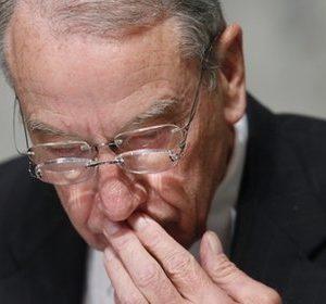 Sen. Chuck Grassley (AP)
