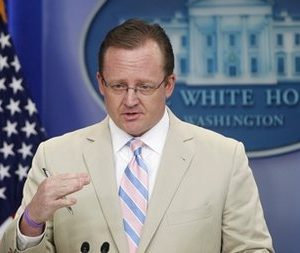 White House Press Secretary Robert Gibbs (AP)