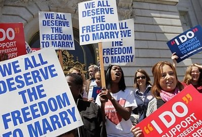 Judge to gay marriage opponents: 'Give it up'
