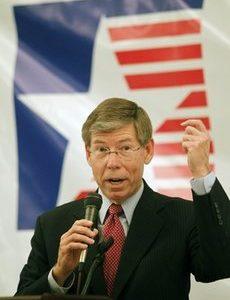 Florida gubernatorial candidate Bill McCollum (AP)