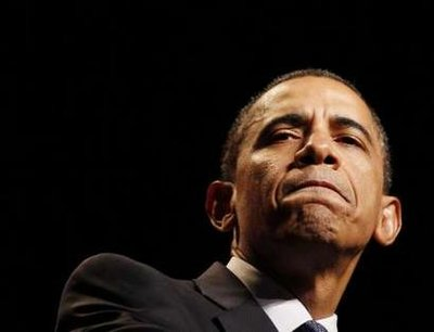 Obama's freefall continues