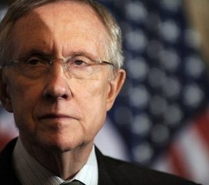 Senate Majority Leader Harry Reid: The latest to bail on mosque issue (AFP)