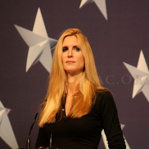 Ann Coulter: Take that you swine