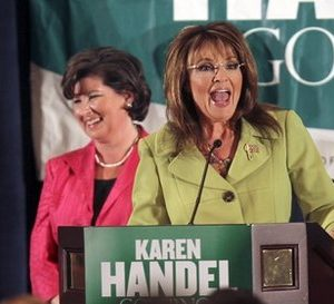 Voters to Sarah Palin: Go away (AP)