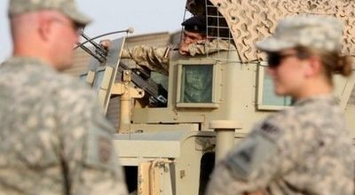 American troops still in danger in Iraq