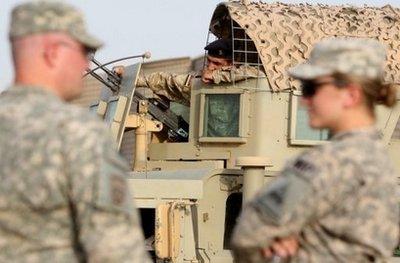 American troops still in danger in Iraq