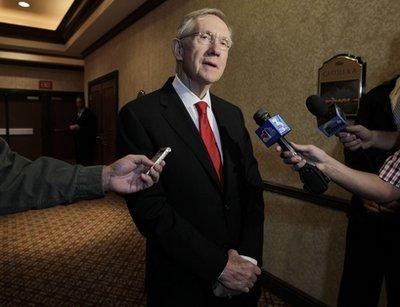 No NRA endorsement for Reid